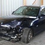 Begutachtung von Unfallschäden