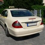 Übersicht Unfallschaden Mercedes-Benz E-Klasse