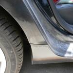 Kratzer an Plastteilen Audi A6