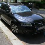 Übersicht Audi A6 Unfallschaden Seite