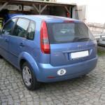 Ford Fiesta Übersicht Unfallschaden