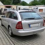 Schadenübersicht Mercedes-Benz C-Klasse